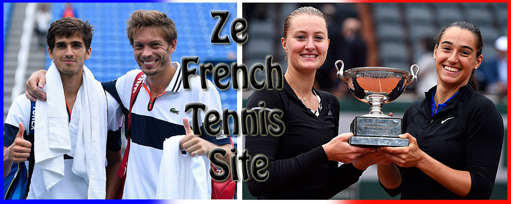 Ze French Tennis Site